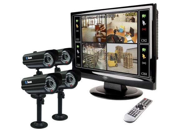Installazione telecamere di video sorveglianza a Milano